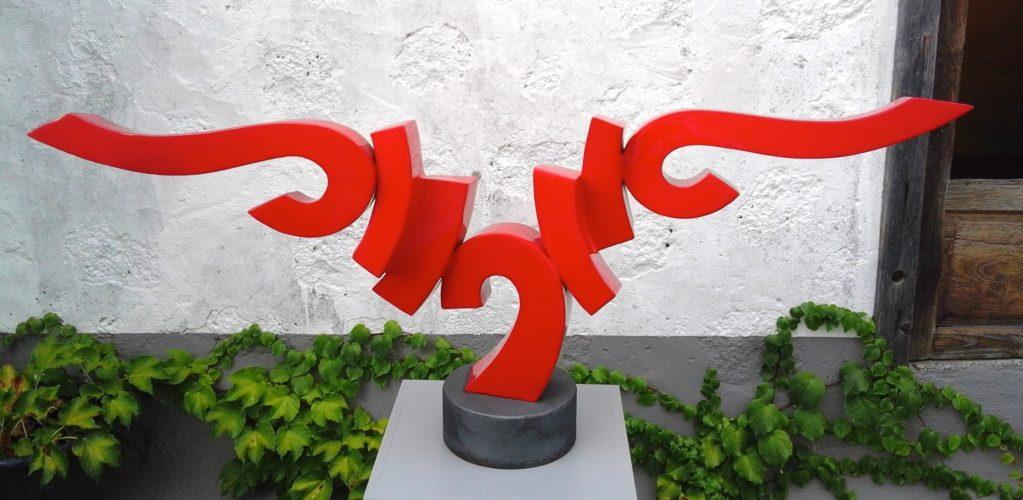 Pereda de castro, artista escultor. Galería García de Diego, arte en la isla de La Palma, canarias